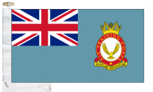 Air Training Corps ATC Ensign Courtesy Boat Flags (Roped and Toggled)